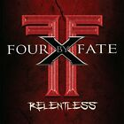 FOUR BY FATE - Relentless - CD - **Excellent Condition**