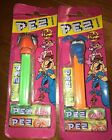 PEZ ~ The Pink Panthers; Aardvark & Ant Dispenser Set ~ Unopened