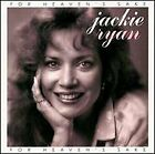 JACKIE RYAN - For Heavens Sake - CD - **Excellent Condition**