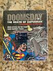 1992 Skybox Doomsday The Death Of Superman Factory Seal Box 36 Packs