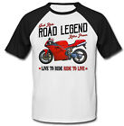 Ducati 916 Strada - NEW COTTON BLACK SHORT SLEEVED TSHIRT