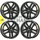 19 Chevrolet Equinox Premier Black wheels rims Factory OEM 2018 2019 2020 5832