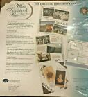 Creative Memories 12x12 White Scrapbook Pages RCM 12S NIP 15 SHEETS 30 PAGES NIP