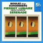 Schoenberg: Pierrot Lunaire / Serenade - CD - Import - *Excellent Condition*