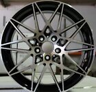 19 INCH RIMS FIT BMW 6 5 4 SERIES 328 330 340 435 428 550 540 COMPETITION WHEELS
