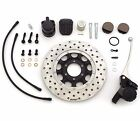 Ultimate Performance Front Brake Kit - Stainless Lines - Honda CB450K/500/550