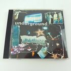 Hollywood Underground ‎– CD (1996) Ear Candy Records