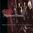 MOTHER'S FINEST - Black Radio Won't Play This Record - CD - **SEALED/ NEW**