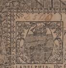 Rare PA-266 PCGS VF30 9 Pence March 16, 1785 Pennsylvania Colonial Note