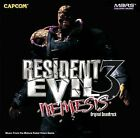 Resident Evil 3: Nemesis - 2 CD - Soundtrack - RARE