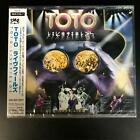 Toto – Livefields (1999 Live) Japanese edition, 1999. New/Sealed With OBI
