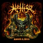 Hellion - Karma's A Bitch (CD Used Very Good)