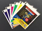 1977 Complete SET of 6 Wax Wrappers Star Wars Series 1 2 3 4 5 Topps Blue