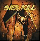 OVERKILL - Relixiv - CD - Import - **Excellent Condition**