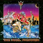 KEEL - Final Frontier - CD - **Mint Condition** - RARE