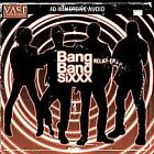 VAST - Bang Band Sixxx: Relay Ep - CD - **Excellent Condition** - RARE