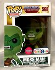 FUNKO Pop Masters Of The Universe MOSS Man Toys R Us Exclusive Flocked #568 NIB