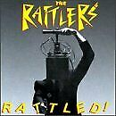 RATTLERS - Rattled - CD - **Excellent Condition** - RARE