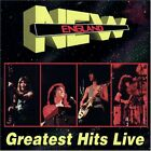 NEW ENGLAND - Greatest Hits Live - CD - **Mint Condition** - RARE