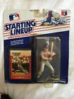 1988 STARTING LINEUP  Collectible - Ken Oberkfell Braves Baseball MLB Bat