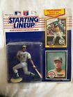 1990 Kenner Starting Lineup Figure  MLB Rickey Henderson Oakland A's Rookie Base