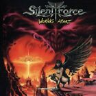 SILENT FORCE - Worlds Apart - CD - **Excellent Condition** - RARE