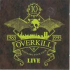 OVERKILL - Wrecking Your Neck: Live - 2 CD - Live - **Mint Condition**