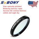 SV115 18nm 2O III Filter Narrowband Cuts Light Pollution 1 4 wave Filter USship