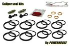 Yamaha FZS600 Fazer front brake caliper seal repair kit 1998 1999 2000