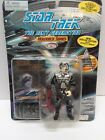 VINTAGE Star Trek Voyager Action Figure New Jean luc Picard as a borg