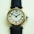 Must De Cartier Vermeil Argent Ladies Watch - Gold Plated Over Sterling Silver