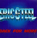 ERIC STEEL - Back For More - CD - **BRAND NEW/STILL SEALED** - RARE