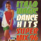 ITALO MAGIC DANCE HITS SUPER MIX 96 - V/A - CD - *BRAND NEW/STILL SEALED* - RARE