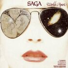 SAGA - Worlds Apart - CD - **Mint Condition** - RARE