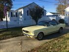 1966 Ford Mustang GT 1966 Ford Mustang GT Real GT Numbers Matching