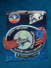 DISCOVERY 1985 Space Shuttle Patch BOBKO WILLIAMS SEDDON GRIGGS HOFFMANNEW
