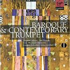 ASHTON - Baroque & Contemporary Trumpet - 2 CD - **BRAND NEW/STILL SEALED**