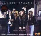 ROCK CITY ANGELS - Young Mans Blues - CD - Import Original Recording VG