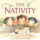 NATIVITY By Julie Vivas Hardcover Mint Condition