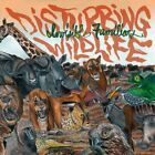 DISTURBING WILDLIFE INVISIBLE FAMILIARS PRIMARY ARTIST - INVISIBLE FAMILIARS  CD
