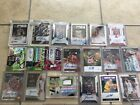 Lebron James Luka Doncic Trae 2018-19 Select Jersey LOT AUTO Optic Prizm #'d RPA