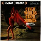 ESQUIVEL - Other Worlds Other Sounds - CD - Import - RARE