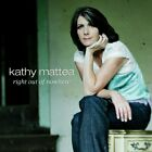 KATHY MATTEA - Right Out Of Nowhere - CD - **BRAND NEW/STILL SEALED** - RARE