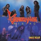 VENGEANCE RISING - Once Dead - CD - **Excellent Condition** - RARE