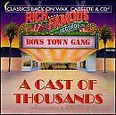 BOYS TOWN GANG - A Cast Of Thousands - CD - **Excellent Condition**