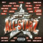 LATIN RAP ALL STARZ - Rhythm Traxx Music Presents: Latin Rap All-starz - CD - VG