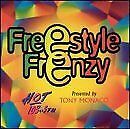 FREESTYLE FRENZY - V/A - CD - **MINT CONDITION** - RARE