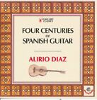 ALIRIO DIAZ - 4 Centuries Of Spanish Guitar - CD - **Mint Condition** - RARE