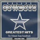 Dallas Cowboys By Dallas Cowboy CD (CD) W or W/O CASE EXPEDITED includes CASE