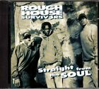 ROUGH HOUSE SURVIVORS - Straight From Soul - CD - **Mint Condition** - RARE